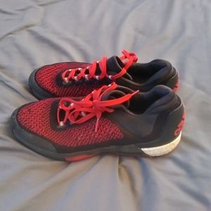 Used adidas crazy shoes